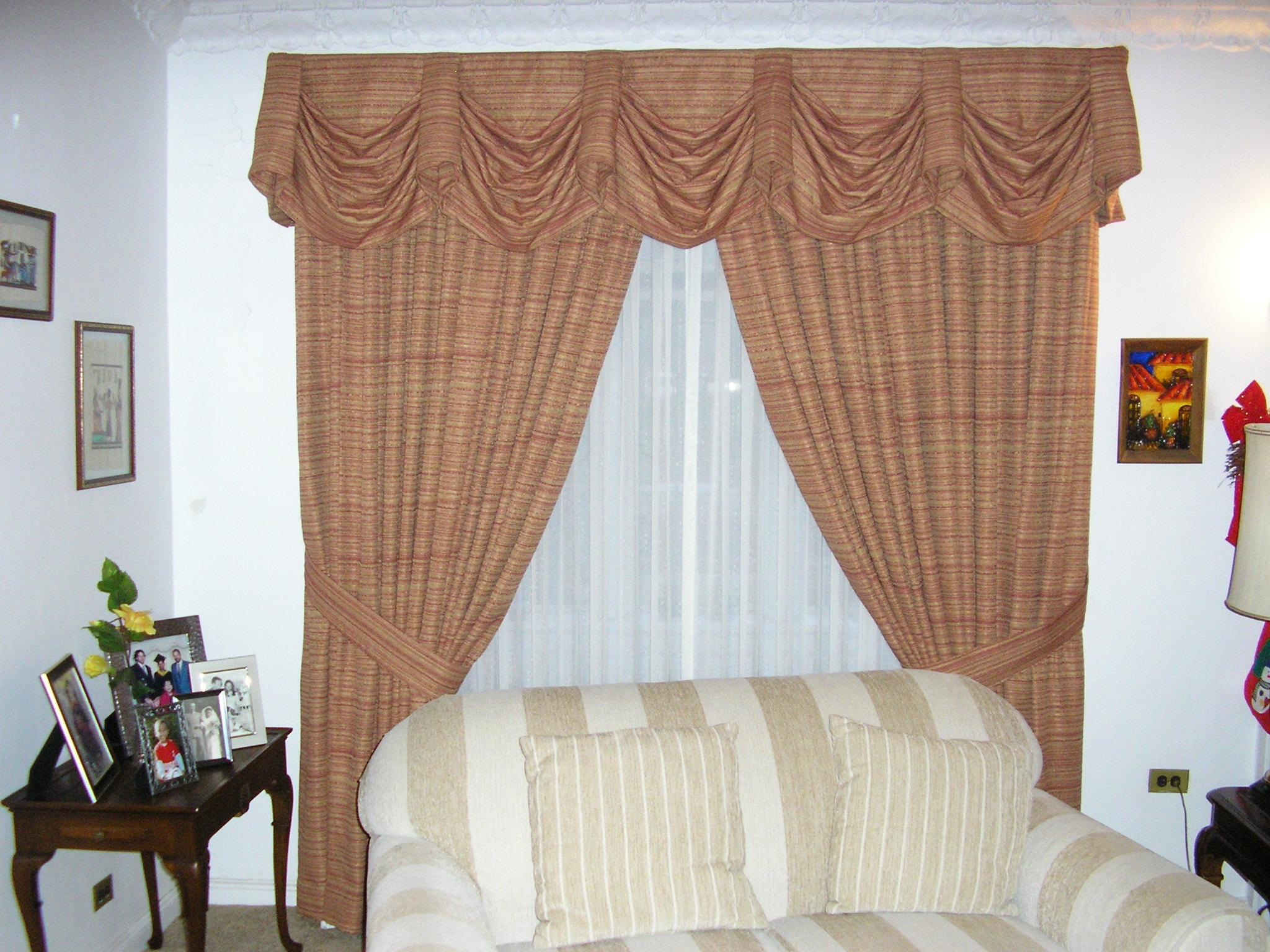 window with curved bedroom trim bay pin rouge zoffany drapes curtain baton